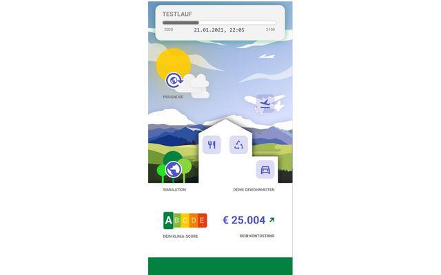 Screenshot Sciara App