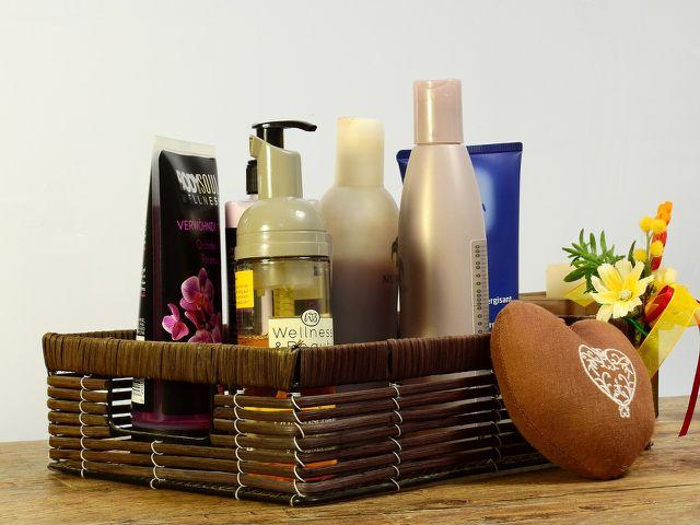 Viele herkömmliche Kosmetika enthalten Glycerin.