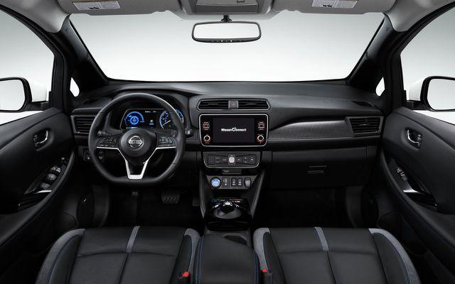 Nissan Leaf Innenausstattung