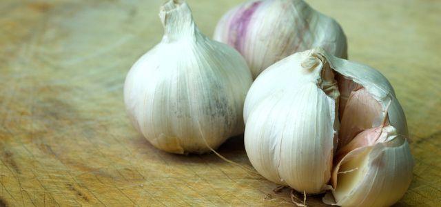 Knoblauch enthält viele gesunde Inhaltsstoffe