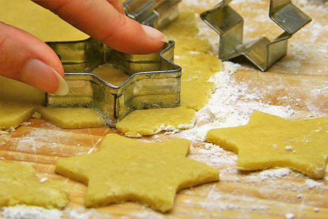 kekse zum ausstechen rezept. Black Bedroom Furniture Sets. Home Design Ideas