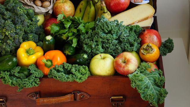 Auch mit Apfelessig bleibt eine ausgewogene Ernährung das A und O.