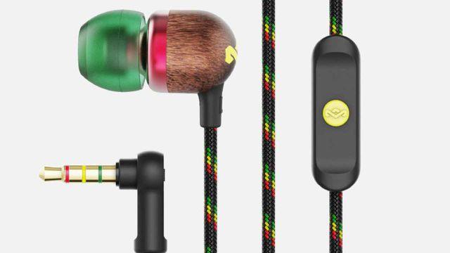 Nachhaltige Kopfhörer von House of Marley