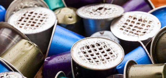 Kaffeekapseln von Nespresso: viel Müll