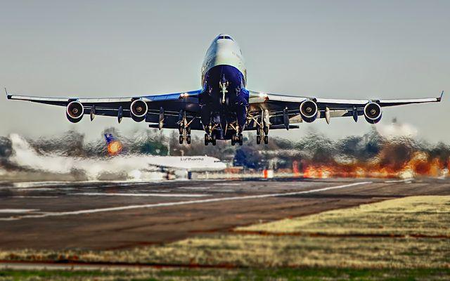 Fliegen CO2 Ausgleich Kompensation Test