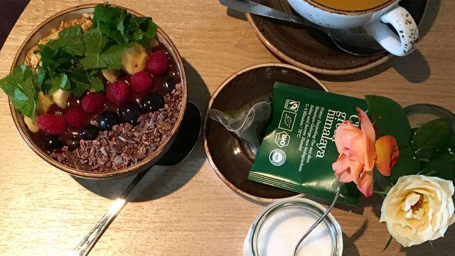Superfood zum Frühstück: Probiere mal eine Acai-Bowl
