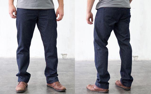 Bio-Jeans für Männer