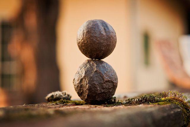 Ikigai führt zu innerer Balance