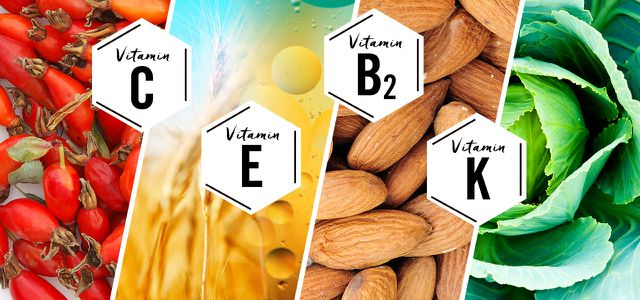 Alles über Vitamine…