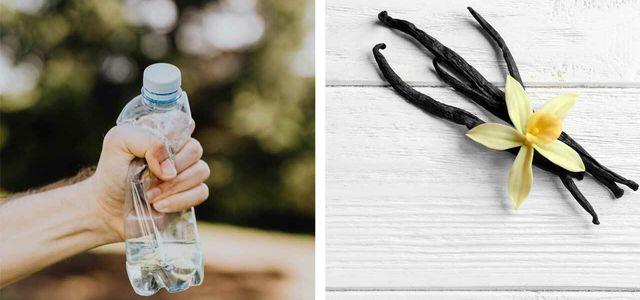 Vanillin aus PET-Flaschen