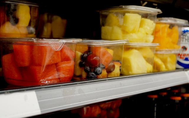Healthy lunch ideas avoid prepackaged fruits foods