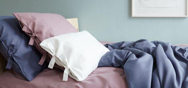 Bettwäsche aus Bio-Baumwolle, helfen Milbensprays gegen Allergien?