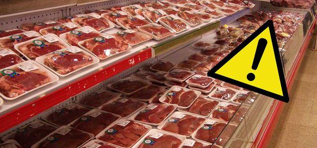 Fleisch, Supermarkt, Aldi, Lidl, Edeka, Reweg, Kaufland, Greenpeace, Penny, Netto