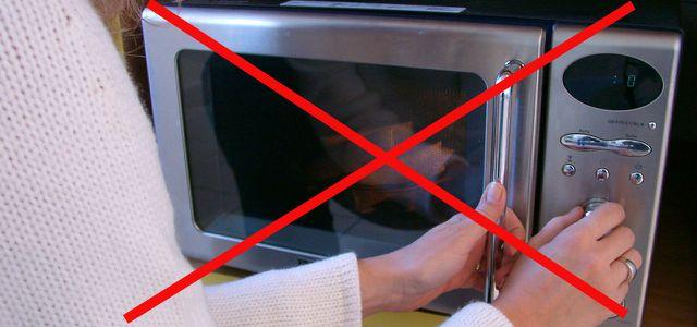 6 Lebensmittel Die Du Nicht In Der Mikrowelle Aufwärmen Solltest