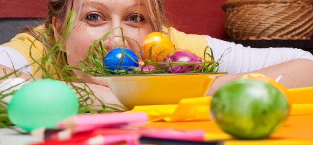Ostereier färben mit natürlichen Farben
