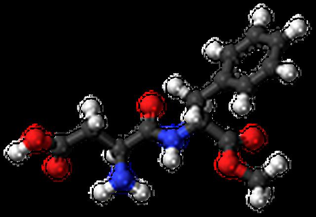 Süßstoffe wie Aspartam sind chemisch komplex. Zu gesundheitlichen Risiken gibt es immer wieder Gerüchte.