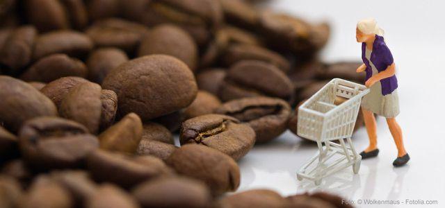 Hier gibt's Fair-Trade-Kaffee