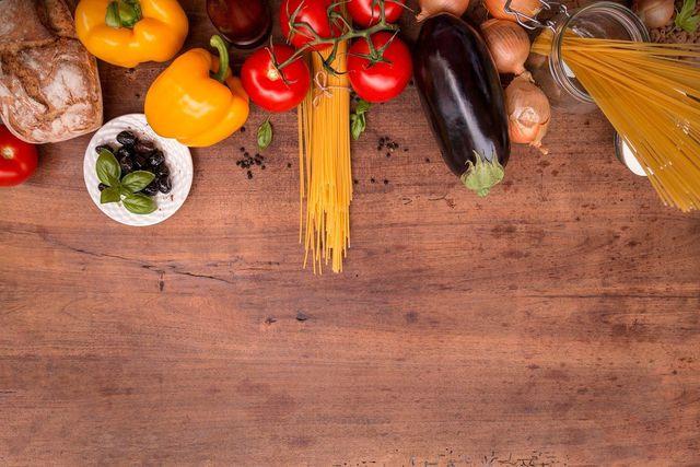 Mit der Ernährungsumstellung kulinarische Vielfalt entdecken.