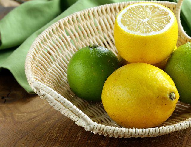 Lebensmittel richtig lagern: Zitronen nicht in den Kühlschrank legen