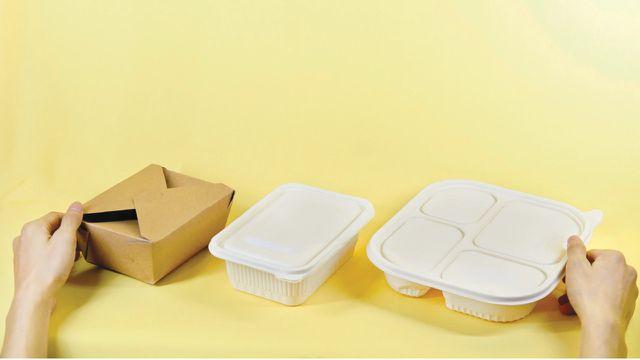 Klimabelastung von Verpackungsmaterialien verpackung papier karton kunststoff plastik