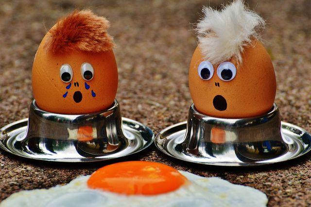 Perfect boiled eggs happy eggs taste better