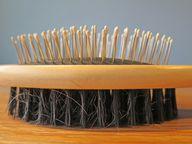 Haarwachstum: Richtig kämen ist wichtig