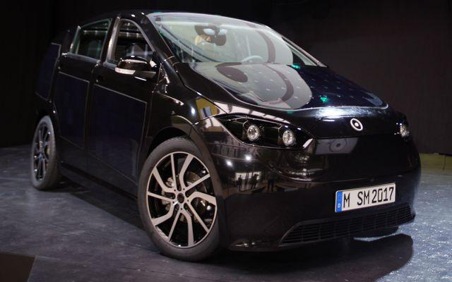 Solarauto Sion – Elektroauto von Sono Motors