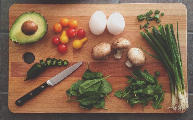 zero waste kitchen cooking