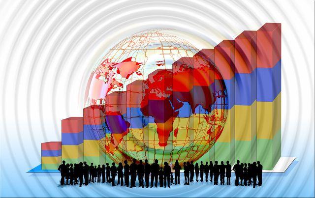 Weltweit wächst die Bevölkerung kontinuierlich.