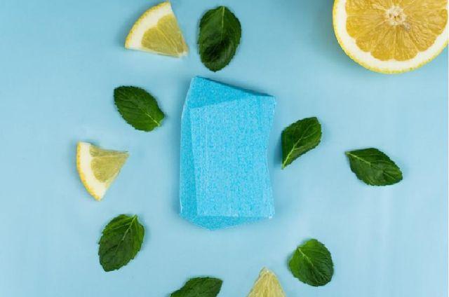 Festes Duschgel von Duschbrocken