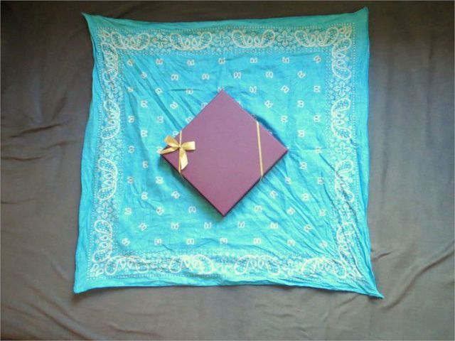 Furoshiki Wrapping Book