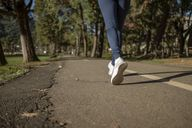 You can combine outdoor training with jogging.