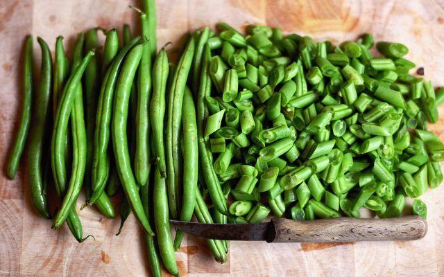 freezing fresh green beans
