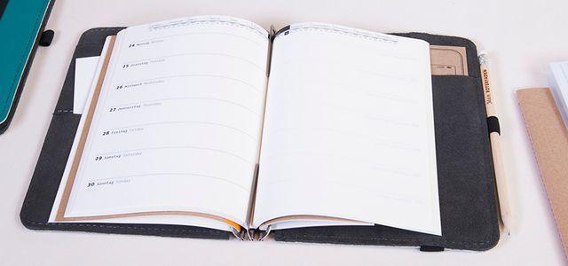 Roter Faden Kalender