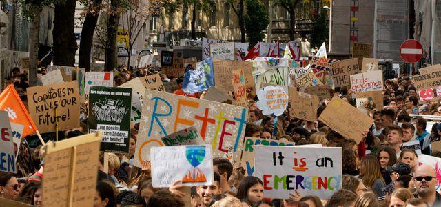 Eine Klimastudie zeigt, dass viele junge Menschen sind von Klimaangst betroffen.