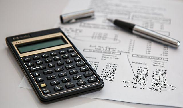 Die Ertragsausfallversicherung schütz vor finanziellem Verlust.