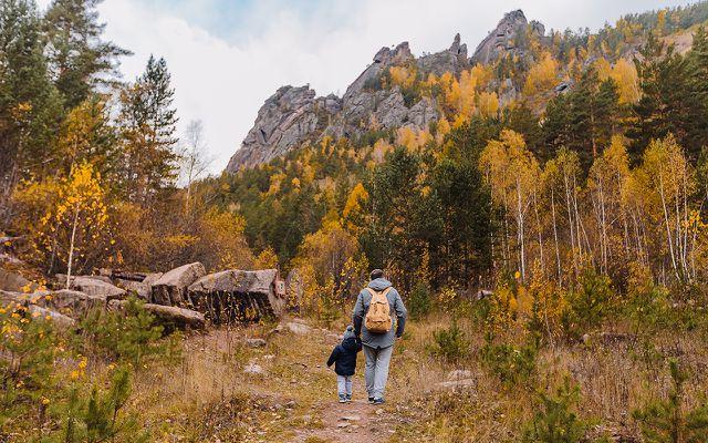 Nachhaltig Wandern Abenteuer