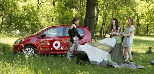 Carsharing-Anbieter Greenwheels