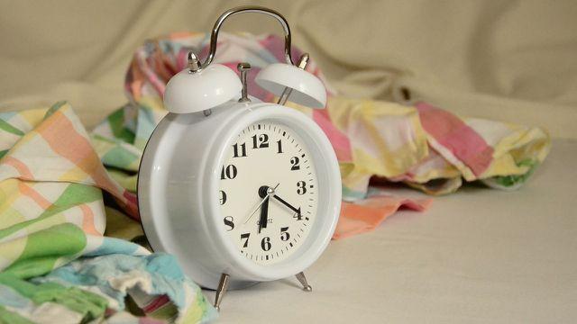 Wecker, Uhr, Schlafen