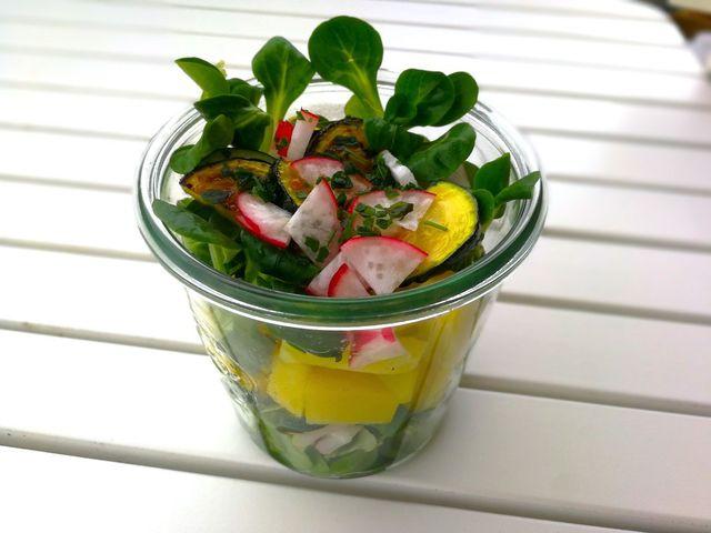 Saisonaler Kartoffelsalat