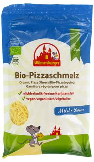 Veganer Käse: Streukäse als Vegan-Käse