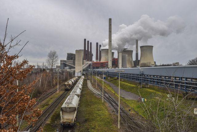Deutschland muss bis 2030 CO2-Emissionen einsparen.