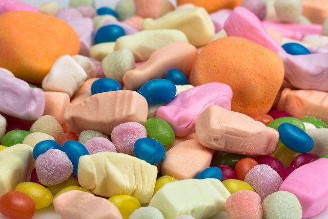 Zu viel Zucker tut dem Magen nicht gut, er sollte daher sehr in Maßen genossen werden