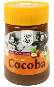 Gepa Cocoba Schokocreme - Nutella Alternative