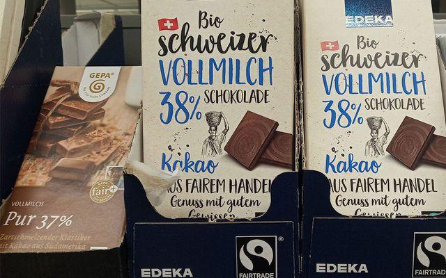 faire Schokolade Fairtrade