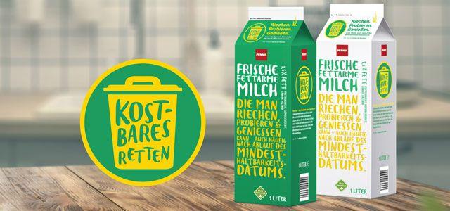 PENNY REWE Foodwaste Lebensmittelverschwendung vermeiden Kampagne Kostbares retten