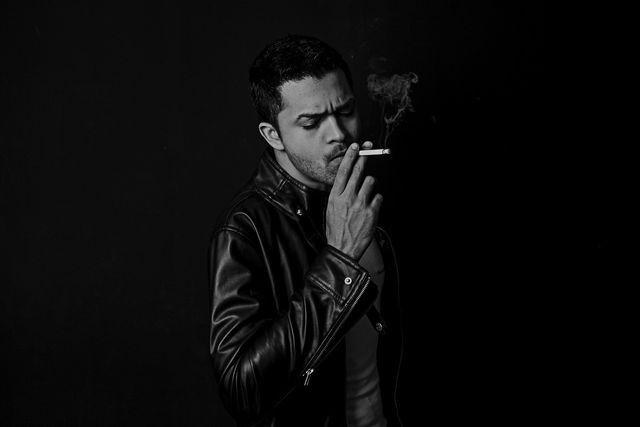 """Rauchen wird durch Hollywood-Filme für viele Jugendliche erst """"cool"""" gemacht."""