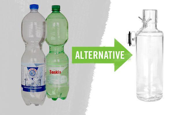 Wasser Plastik