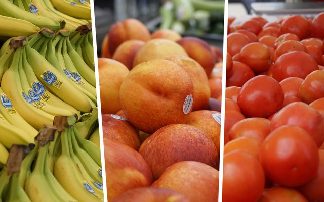 How to freeze foods without plastic bananas tomatoes peaches no packaging