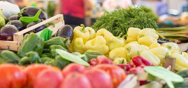 Bio-Lebensmittel: Gemüse